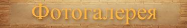 лого фотогалерея